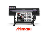 "Mimaki CJV150-107 Integrated Printer/Cutter - (43"" Wide) - (3) Years of Warranty Coverage!)"