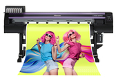 "Mimaki CJV300-130 PLUS Integrated Printer/Cutter  (54"" Wide) with (3) Year Warranty!"