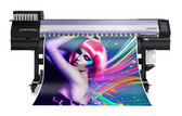 "Mimaki JV300-160 PLUS Solvent/Sublimation Printer (64"" Wide) - (3) Years of Warranty Coverage!"