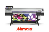 "Mimaki JV150-160 Solvent/Sublimation Printer (64"" Wide) - (3) Years of Warranty Coverage!"