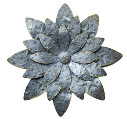 METAL FLOWER - SUNFLOWER  18""