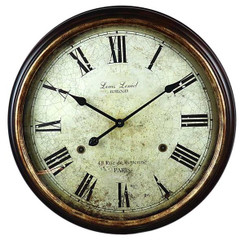 WALL CLOCK - PARISIAN