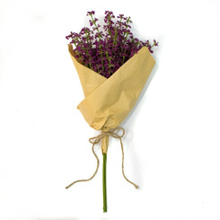 FAUX FLOWER BOUQUET - PINK