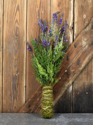 "LAVENDER BUNDLE  24"" FAUX"