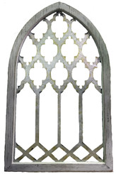 CATHEDRAL FRAME - TRELLIS - 19.9 X 32.8""