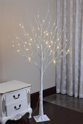 BIRCH TREE 6' LED - 72L