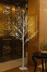 BIRCH TREE 8' LED - 132L