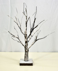 LED SNOWY BONSAI TREE - 18""