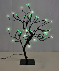 "LED BONSAI Z SHAPE TREE 18"" - RGB"