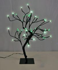 """LED BONSAI Z SHAPE TREE 18"""" - RGB"""