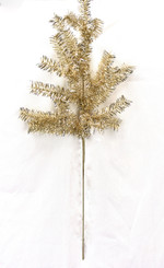 TINSEL SPRAY CHAMPAGNE 24""