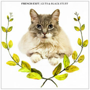 "CD French Exit ""Guts & Black Stuff"""