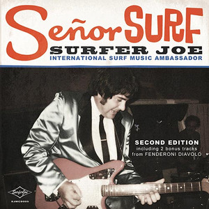 "CD Surfer Joe ""Senor Surf"""