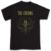 T-shirt The Colvins logo