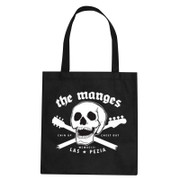 Tote bag Manges skull