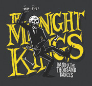 "CD The Midnight Kings ""Band Of The Thousand Dances"""