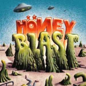"CD ep Höney ""Blast"""