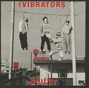"LP The Vibrators ""Guilty"""