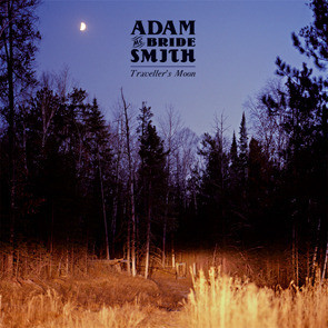 Adam McBride Smith Travelle'rs Moon LP Striped Music