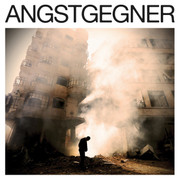 Angstgegner self titler lp cover