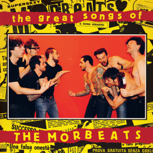 "LP + CD The Morbeats ""The Great Songs Of"