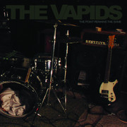 Lp The Vapids ‎The Point Remains The Same