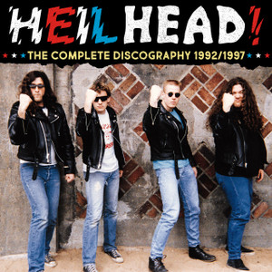 "2xLP Head ""Heil Head! The Complete Discography 1992/1997"""