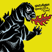"LP Senzabenza ""Godzilla Kiss!"" (STR013-LP)"
