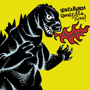 "CD Senzabenza ""Godzilla Kiss!"" (STR013-LP)"