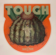 "Shaped Picture Vinyl Tough ""Holiday With You"""