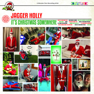 "LP Jagger Holly ""It's Christmas Somewhere"""