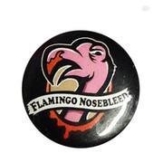 Button Flamingo Nosebleed