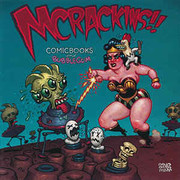 "LP McRackins ""Comicbooks and Bubblegum"""