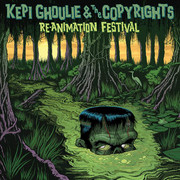 "LP Kepi Ghoulie & The Copyrights ""Re-animation Festival"""