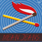 "7"" Mean Jeans ""Jingle For Edoné/Punk Rock Raduno"""