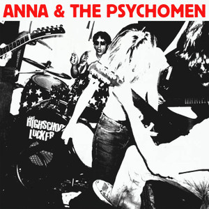 """7""""+CD Anna & the Psychomen 'Four Unreleased Songs + 2002-2004 The Complete Recordings'"""