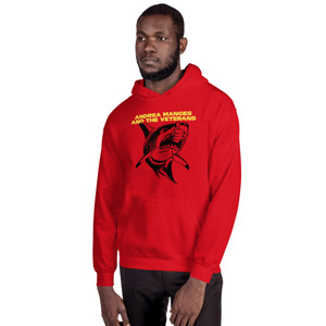 Unisex Hoodie Andrea Manges And The Veterans