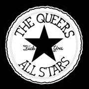 Sticker The Queers All Stars logo