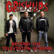 Griswalds beyond the tv scream LP on Monster Zero