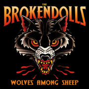 "CD The Brokendolls ""Wolves Among Sheep"""