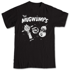 The Mugwumps punk rock tshirt