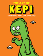 SDR54 THE ART OF KEPI The Rise of Kepiland 2000-2012 Book