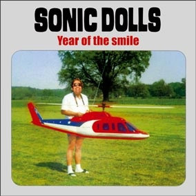 Sonic Dolls year of the smile
