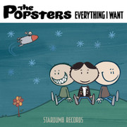 "CD The Popsters ""Everything I Want"""