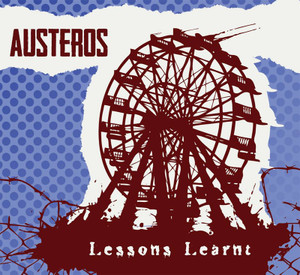 "CD ep Austeros ""Lesson Learnt"""