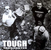 Tough Fast/Faster LP punk rock