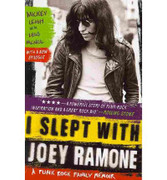 "Book ""I Slept with Joey Ramone"" by Mickey Leigh"