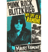 "Book ""Punk Rock Blitzkrieg: My Life as a Ramone"" by Marky Ramone"