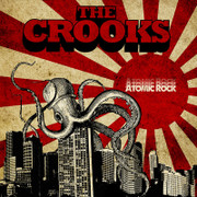 "CD The Crooks ""Atomic Rock"""