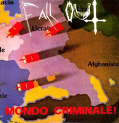 "LP (2x) Fall Out ""Mondo Criminale"""